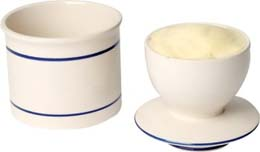 french butter keeper instructions