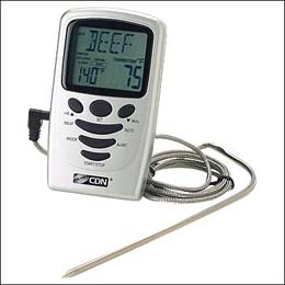 CDN Digital Programmable Thermometer & Timer