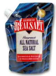 Real Salt-26 oz. Pouch