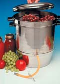 Back to Basics Aluminum Steam Juicer