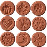 Cookie Stamps $3.99  (Buy 5 Get 1 FREE!)