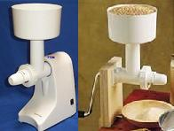 Family Living Grain Mill w/Motor and FREE HAND BASE! - $287.95