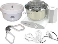 Bosch Mixer Stainless Bowl Package - <font color=Blue>SALE $534.98<li>FREE S/H