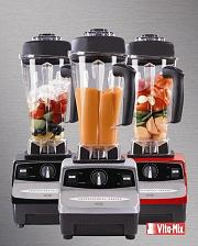 VitaMix® Professional Series- $499.00 & Free Shipping (Choose from 3 Different Colors)