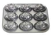 Nordicware Decorated Egg Pan $31.99