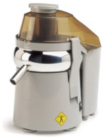 L'Equip Mini Pulp Ejector Juicer (Available in White or Grey) - $99.99