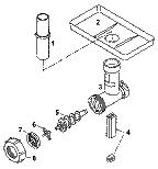 Bosch Meat Grinder Attachment Parts
